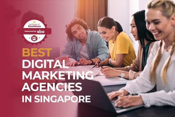 best digital marketing agencies in singapore