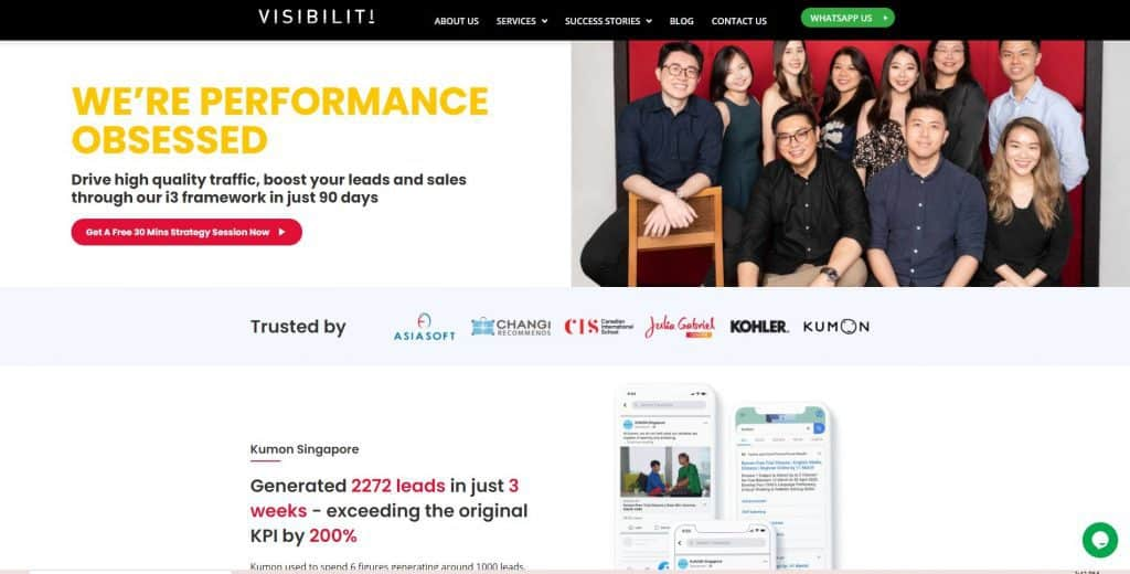 best digital marketing agencies in singapore_visibiliti