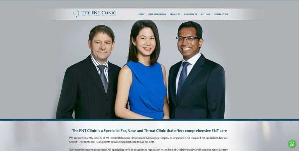 best ent specialist in singapore_the ent clinic