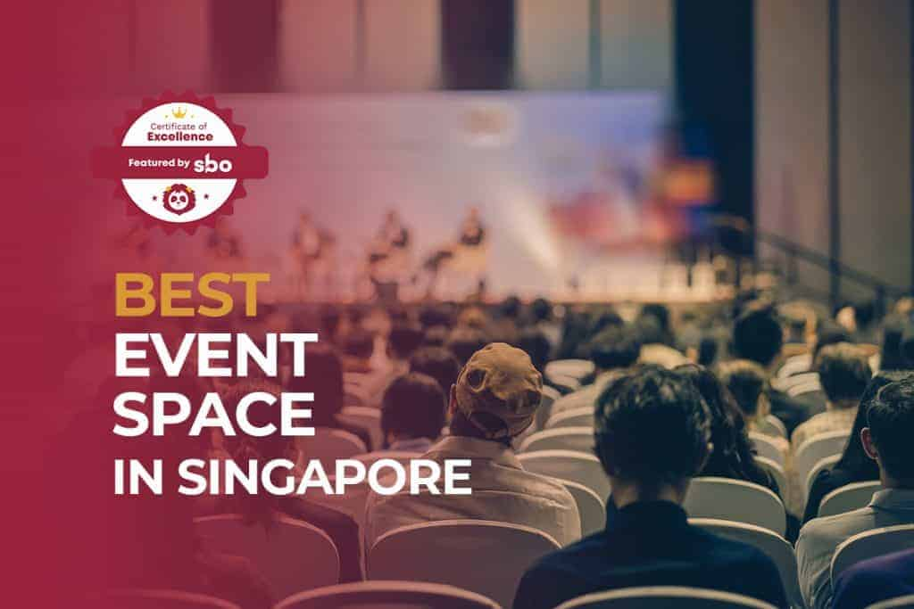 best event space in singapore