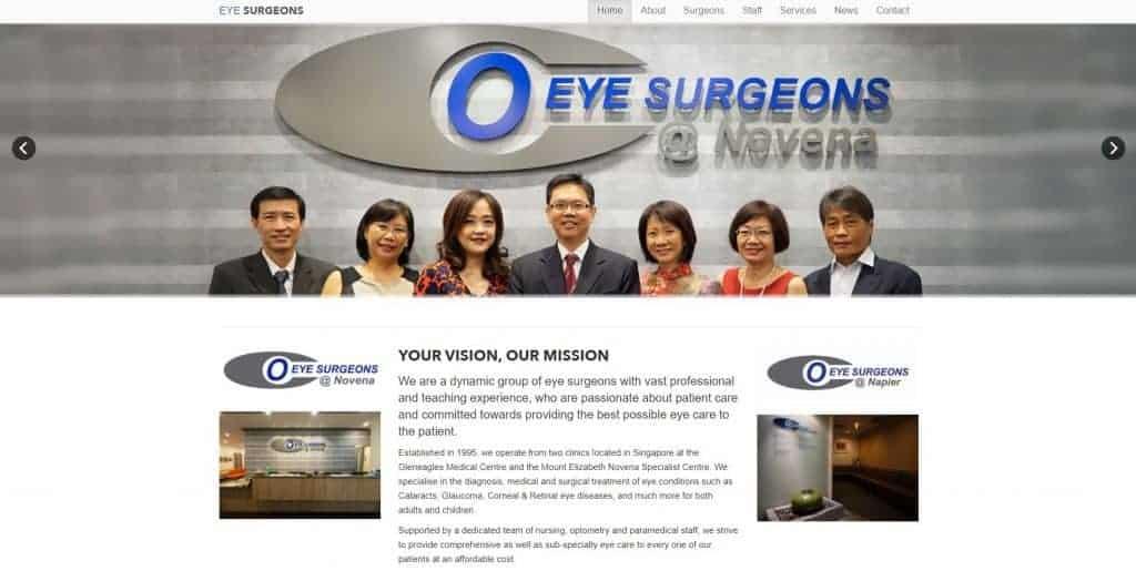 best eye clinic in singapore_eye surgeons novena