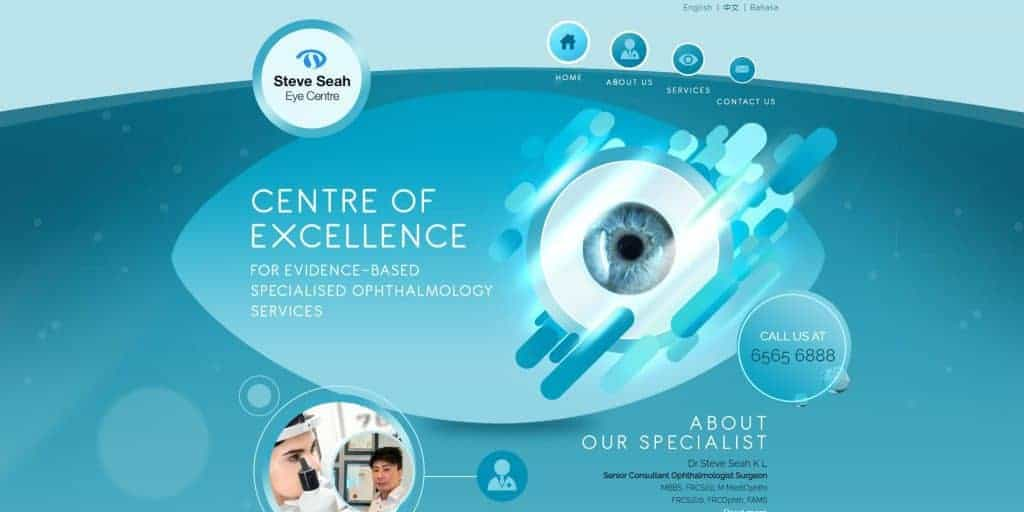 best eye clinic in singapore_steve seah eye centre