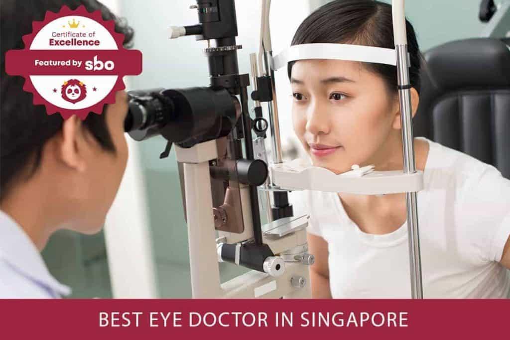 best eye doctor in singapore