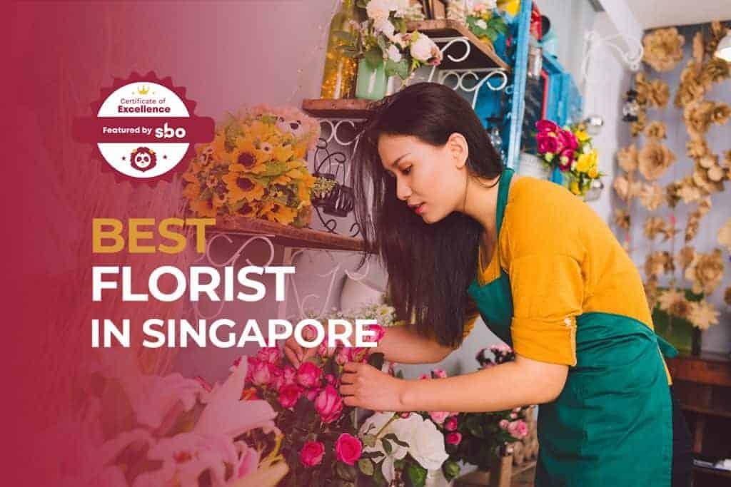 best florist in singapore
