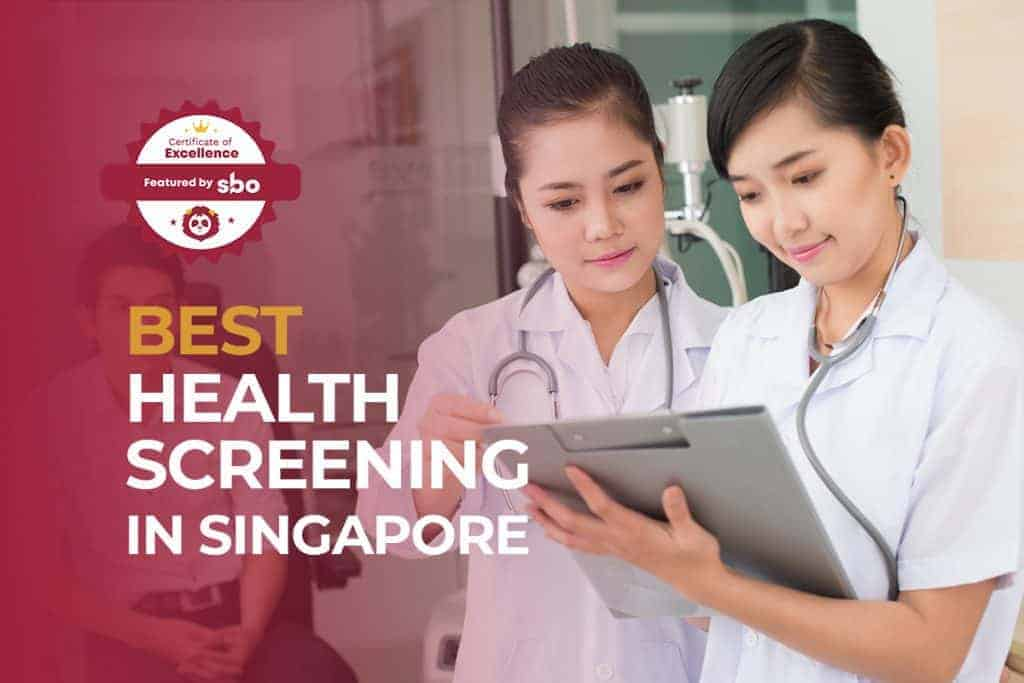 best health screening in singapore
