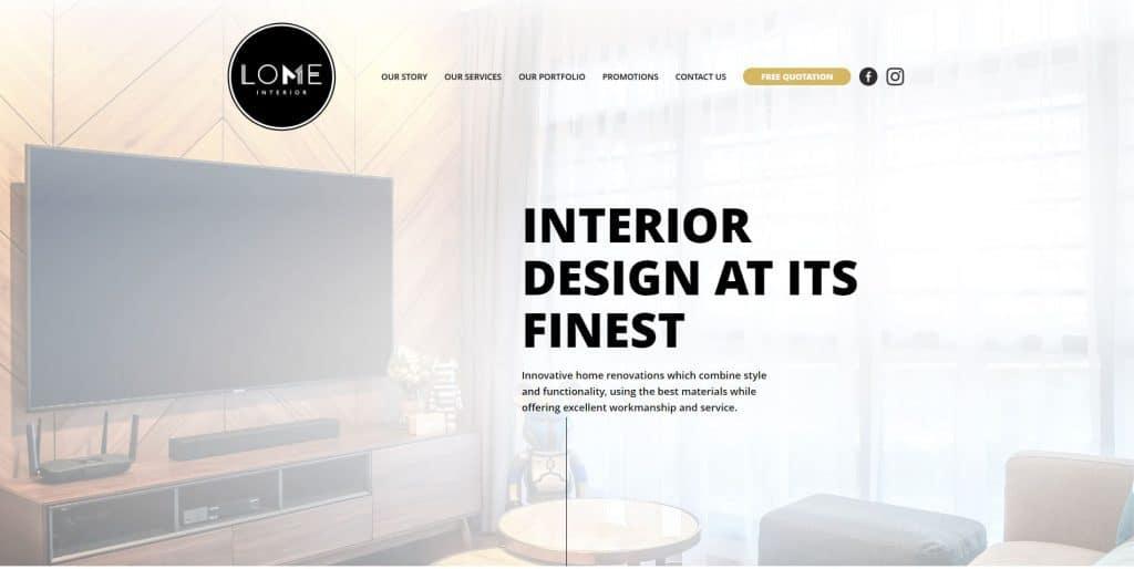 best interior design in singapore_lome interior