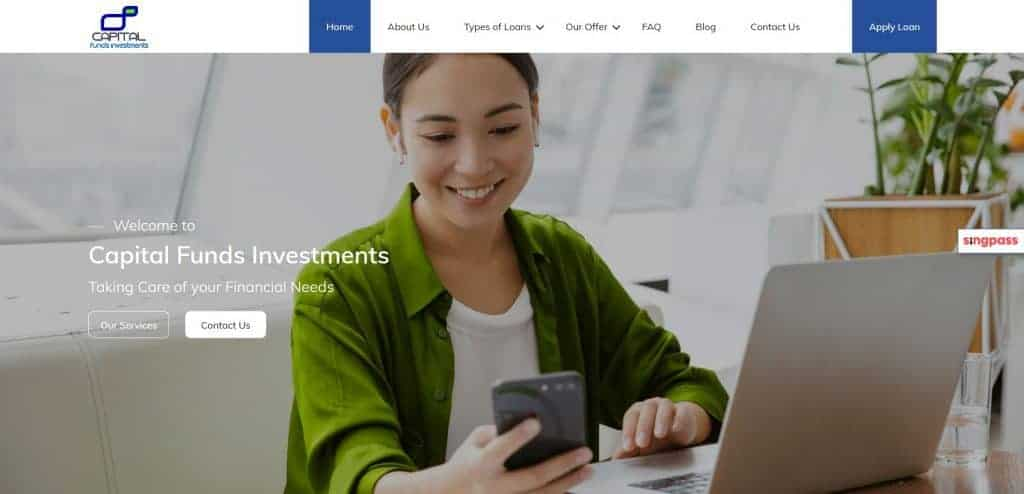 best moneylender in singapore_capital funds investments