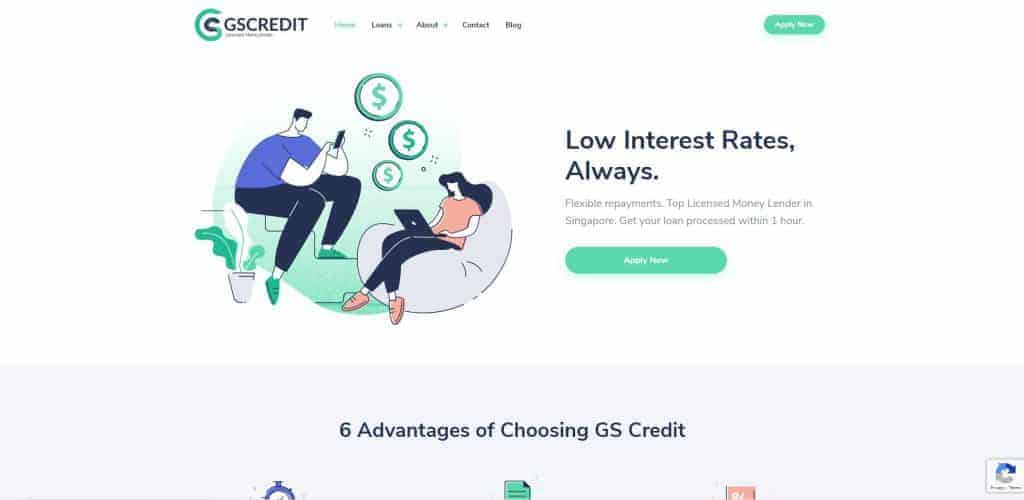 best moneylender in singapore_gs credit
