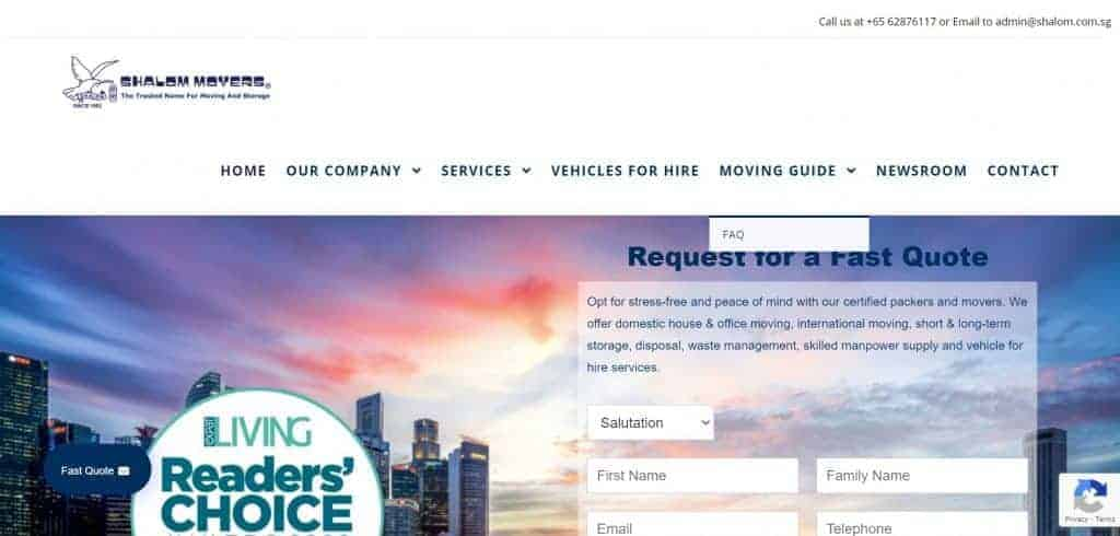 best movers in singapore_shalom movers