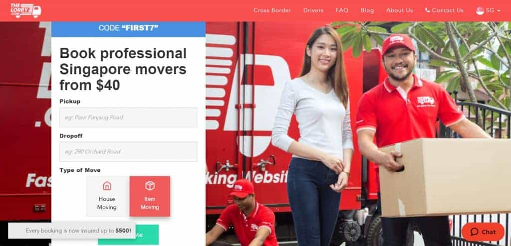 best movers in singapore_thelorry