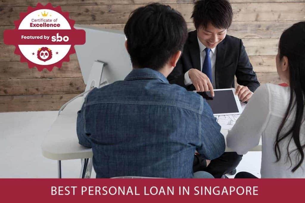 best personal loan in singapore