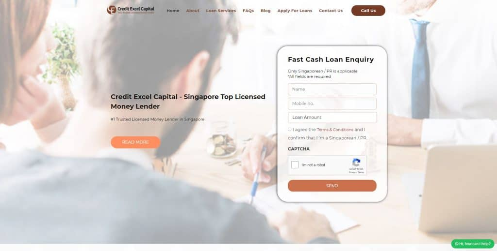 best personal loan in singapore_credit excel capital