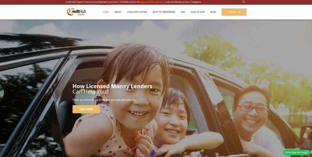 best personal loan in singapore_credit hub