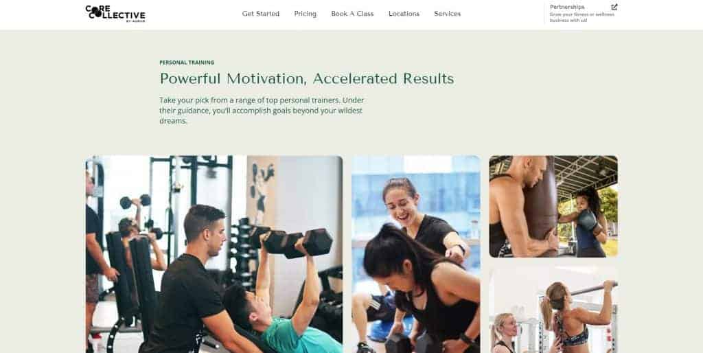 best personal trainer in singapore_core collective