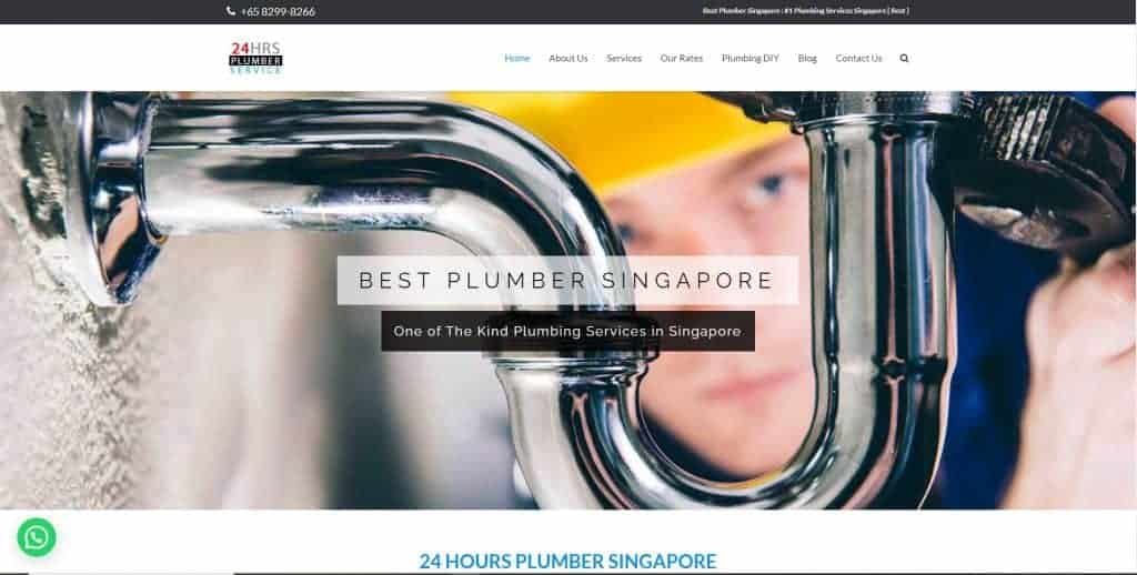 best plumbers in singapore_24 hrs plumber service