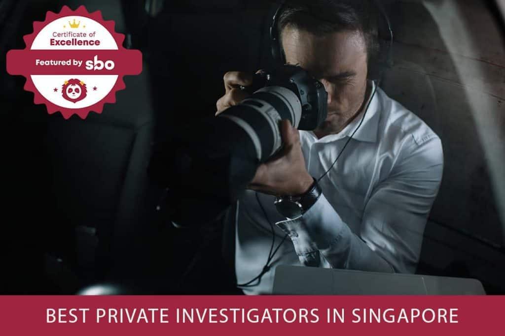 best private investigators in singapore