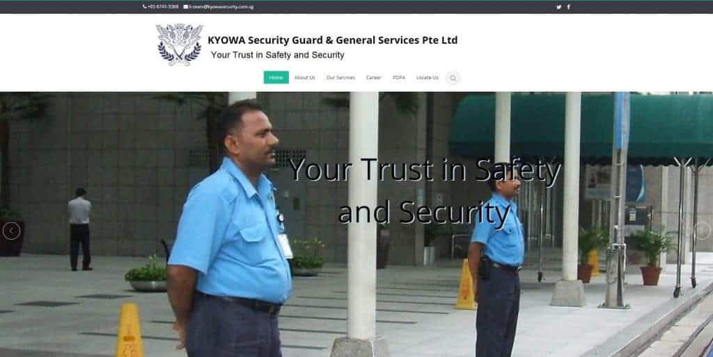 best security companies in singapore_kyowa