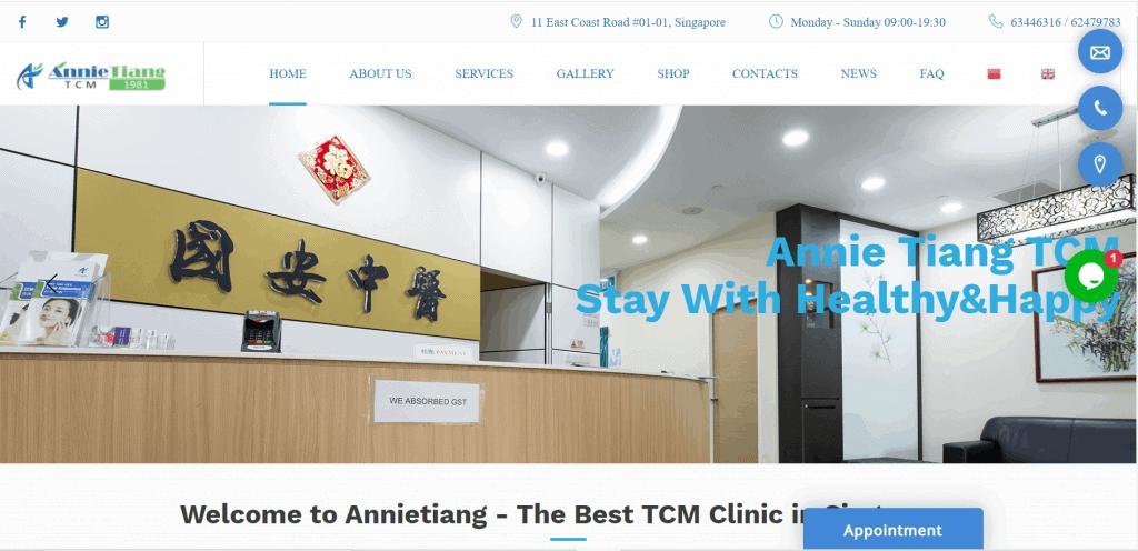 best tcm singapore