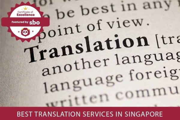 best translation services in singapore