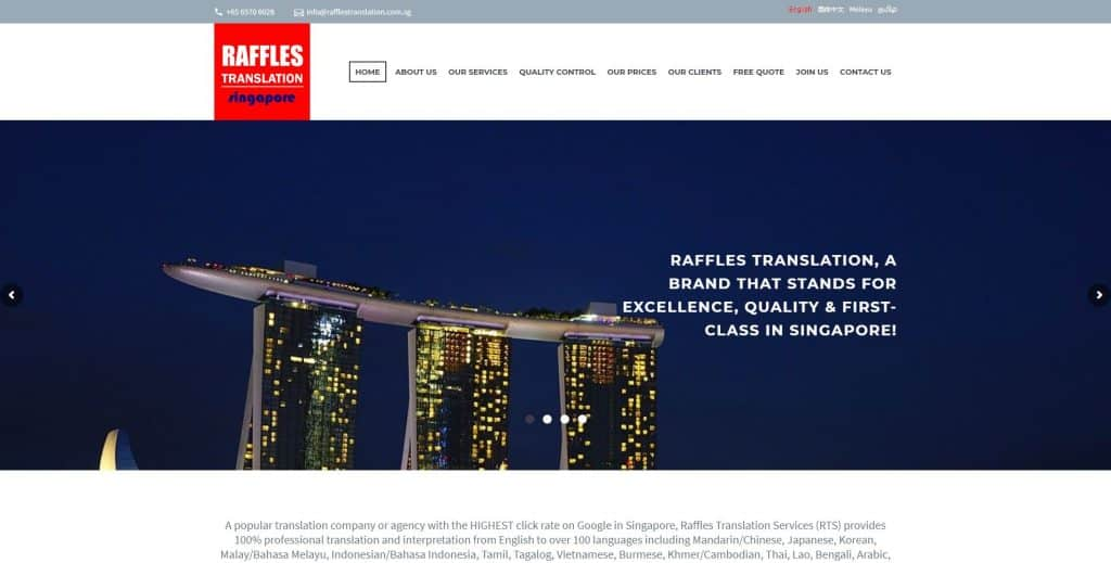best translation services in singapore_raffles translation