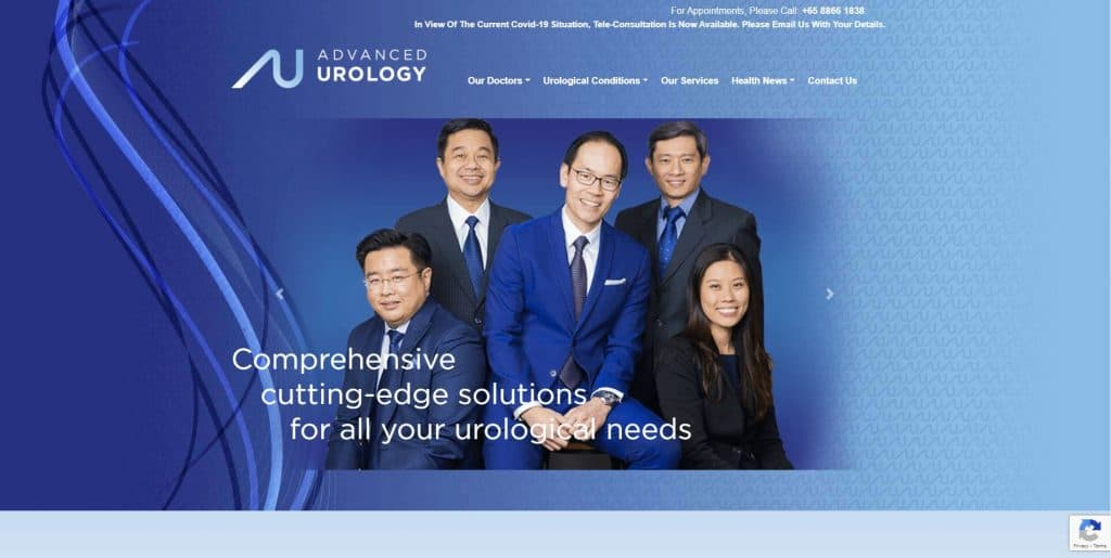 best urologist in singapore_advanced urology
