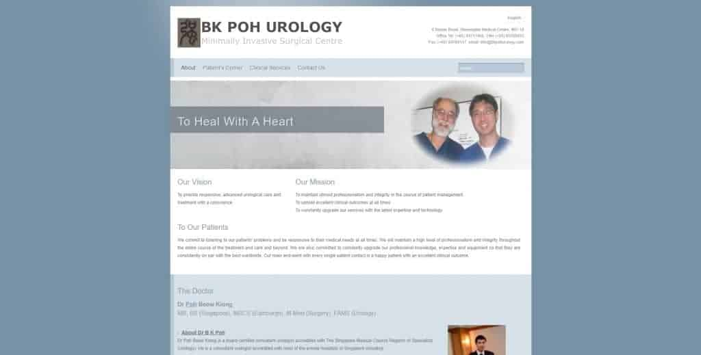 best urologist in singapore_bk poh urology