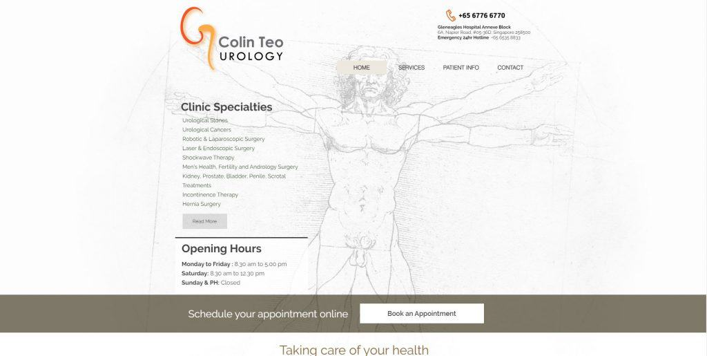 best urologist in singapore_colin teo