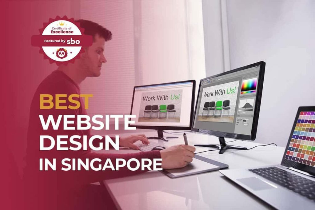 best website design in singapore
