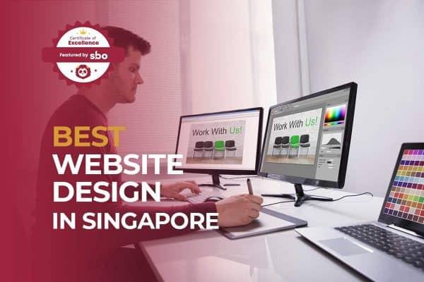 best website design in singapore