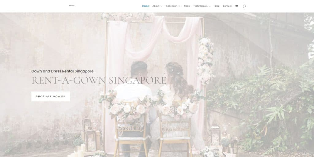best wedding gown rental in singapore_rent a gown