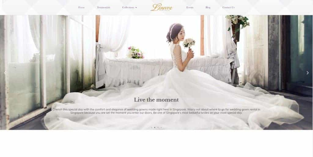 best wedding gown rental in singapore_the louvre bridal couture
