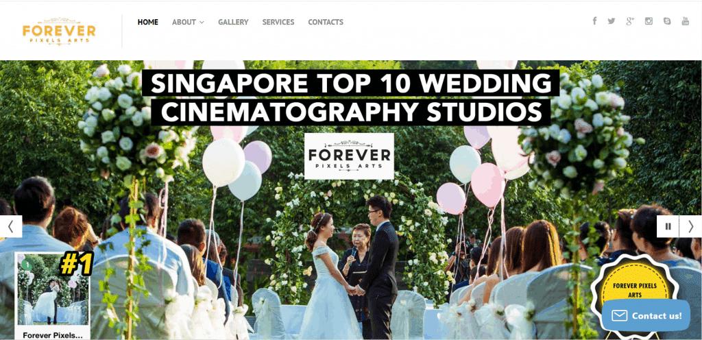 best wedding photography singapore