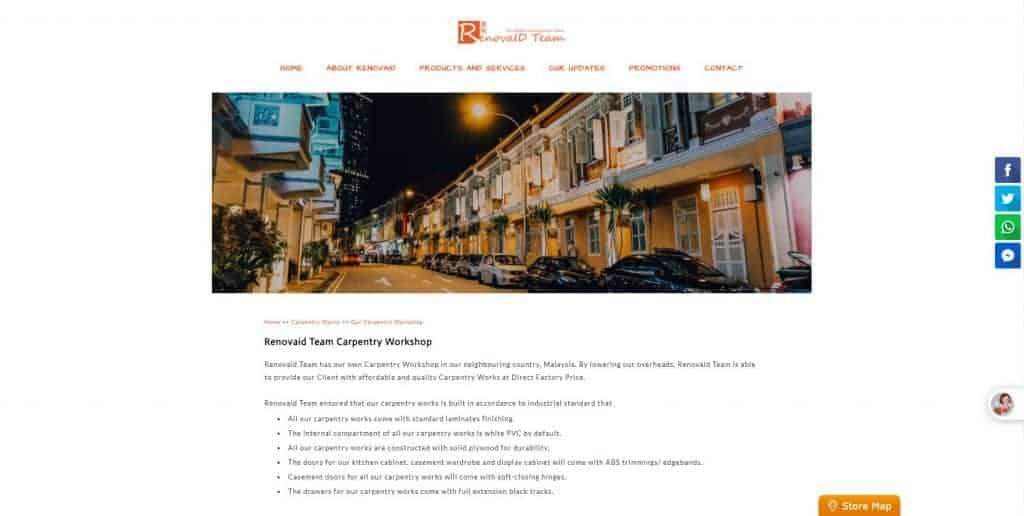carpenters in singapore_renovaid team