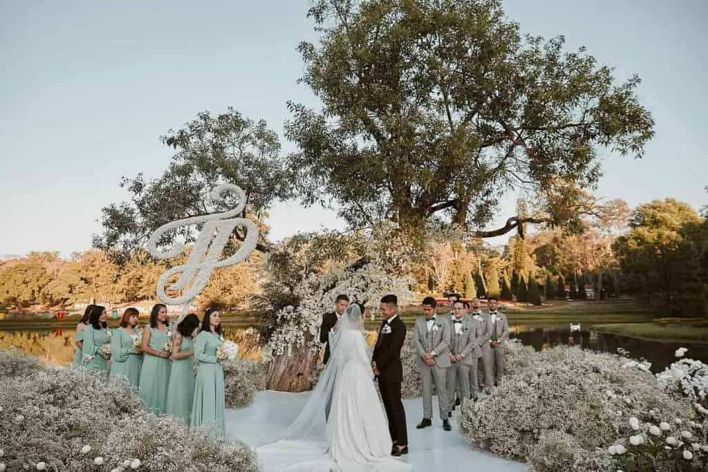 12 Wedding Planners in Singapore   Where Reality Is Better than Your Dreams The Wedding Atelier Above The Clouds Theme