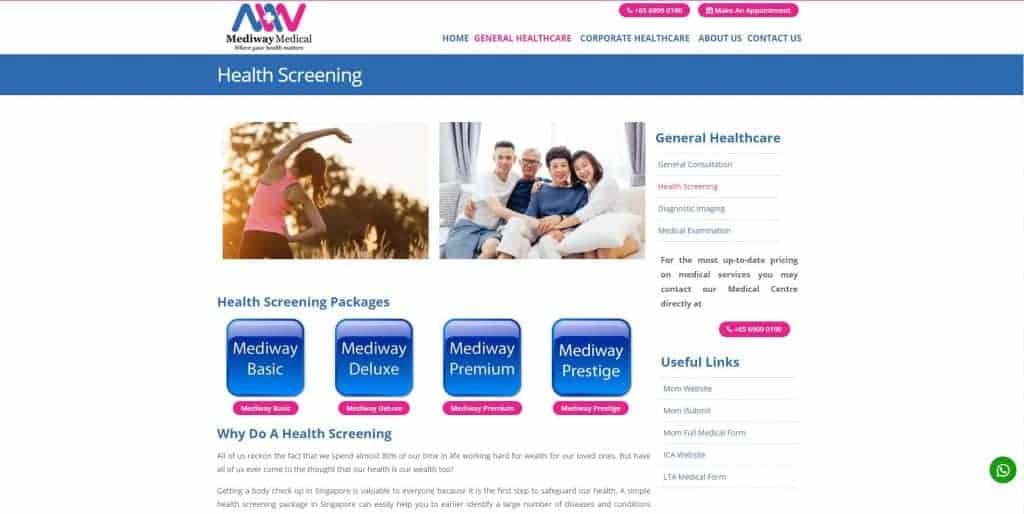 health screening singapore_mediway medical