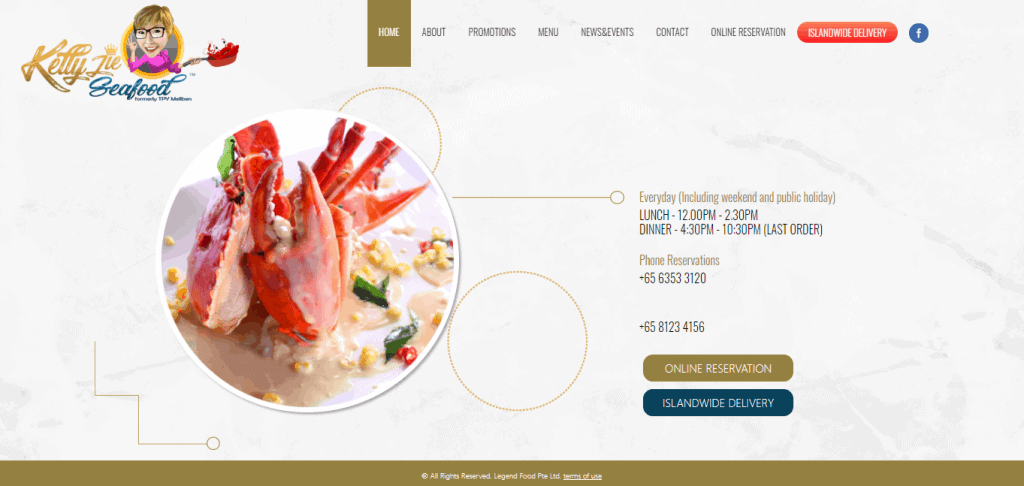 10 best seafood restaurant in singapore