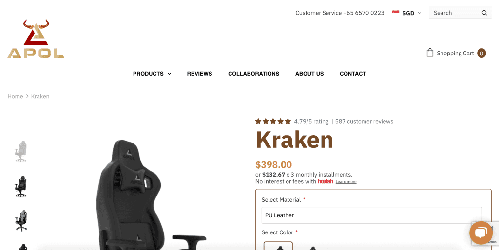 best office chairs in singapore_apol kraken