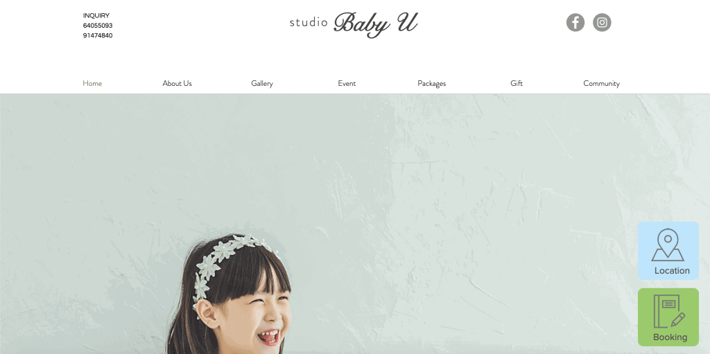 best family photography in singapore_babyu international photo studio