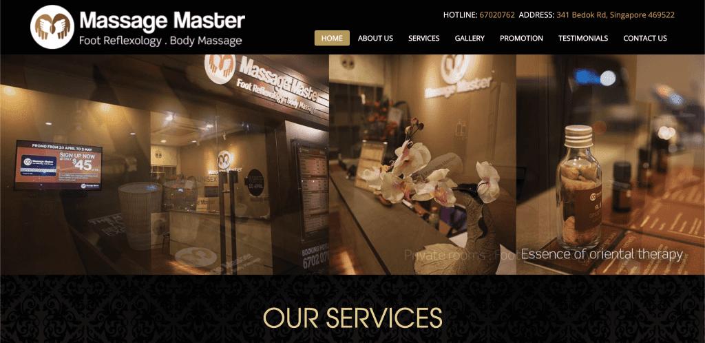 best massage services in singapore_massage master