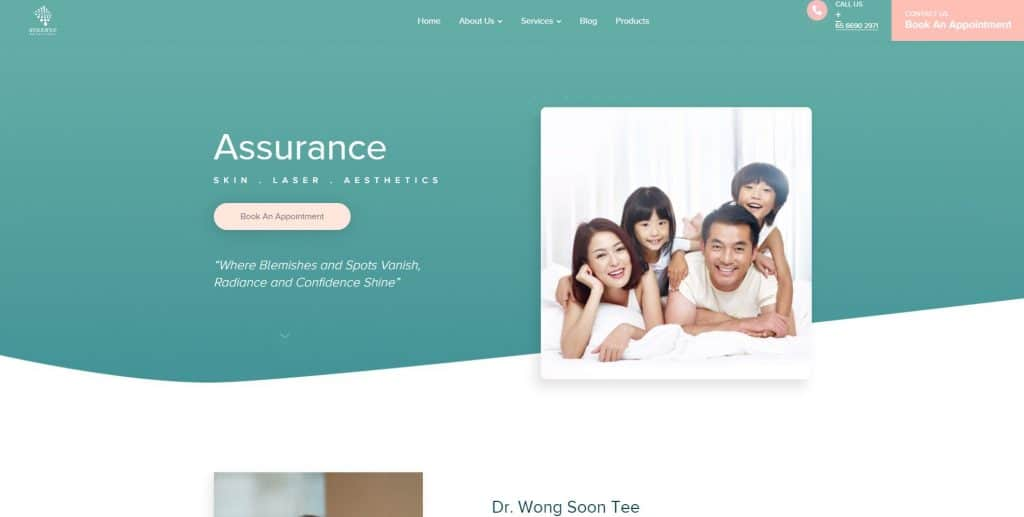 best acne treatment in singapore_assurance