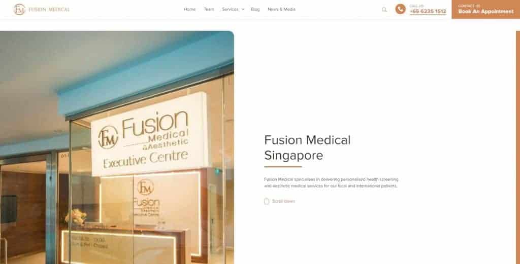 best acne treatment in singapore_fusion medical