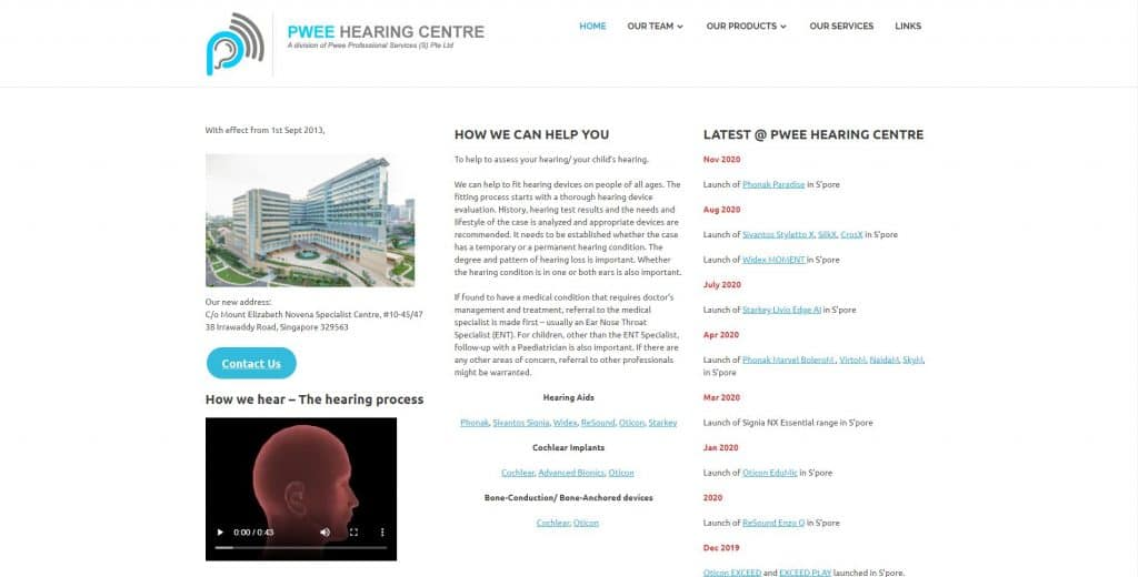 best audiologist in singapore_pwee hearing centre