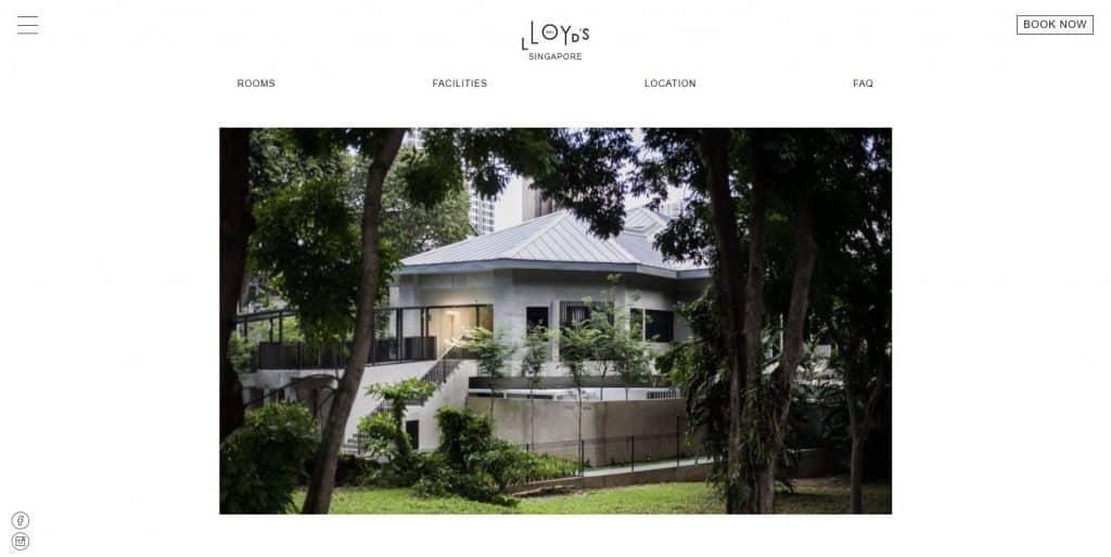 best boutique hotel in singapore_lloyd's inn
