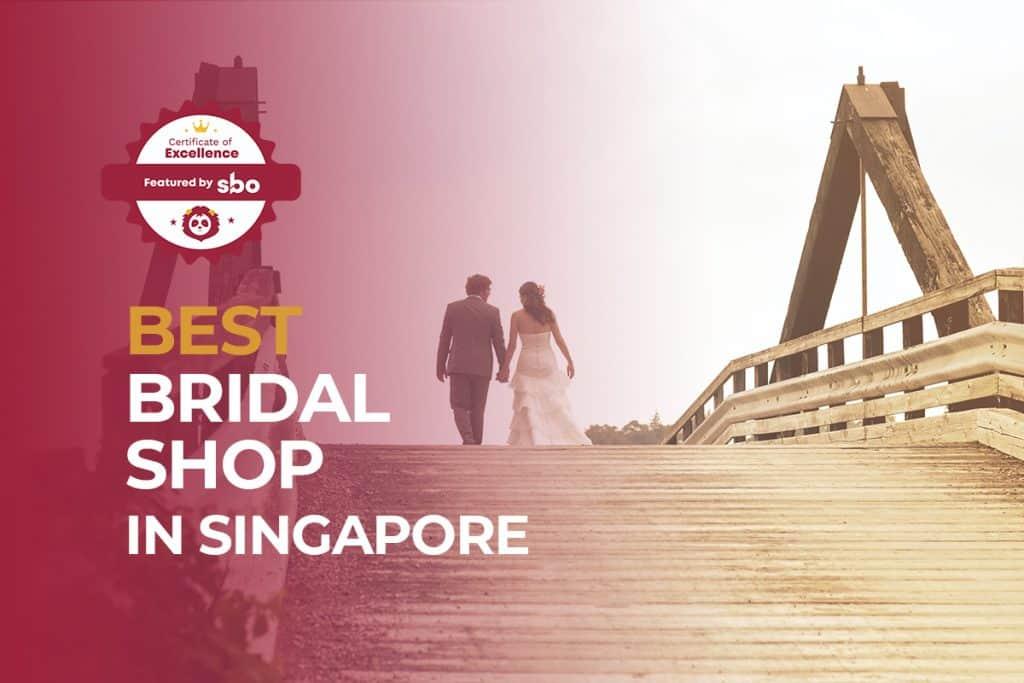 best bridal shop in singapore