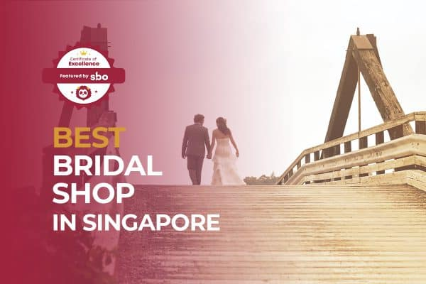 best bridal shop in singapore