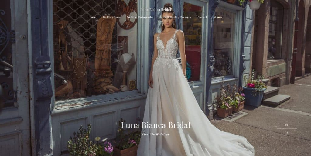 best bridal shop in singapore_luna bianca bridal
