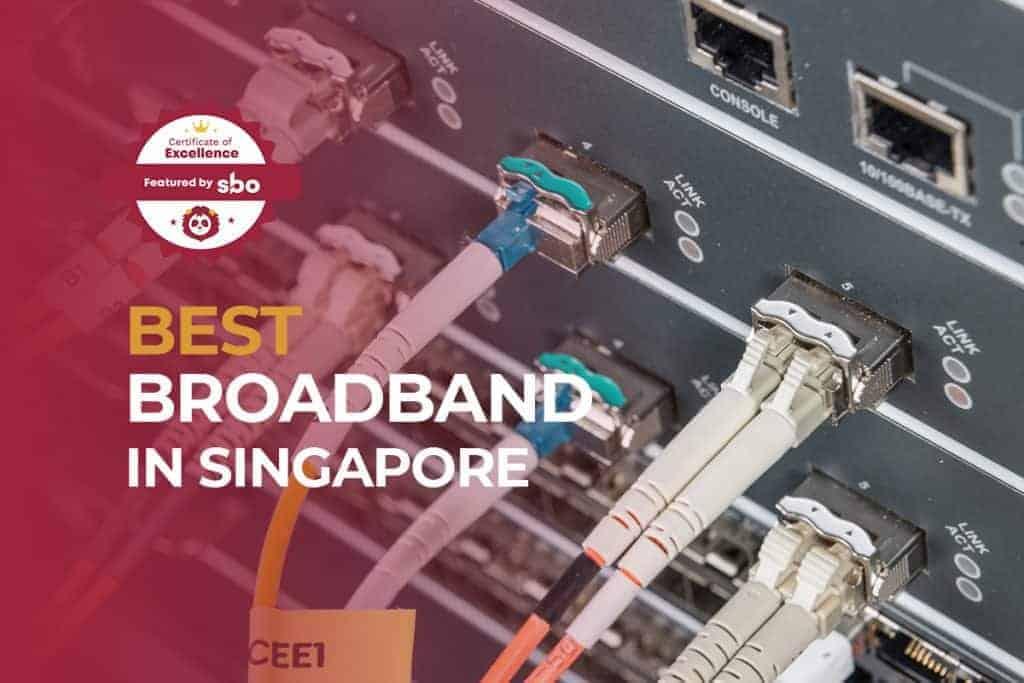 best broadband in singapore
