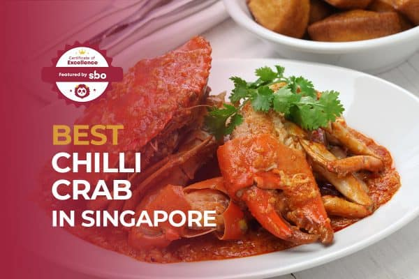 best chilli crab in singapore