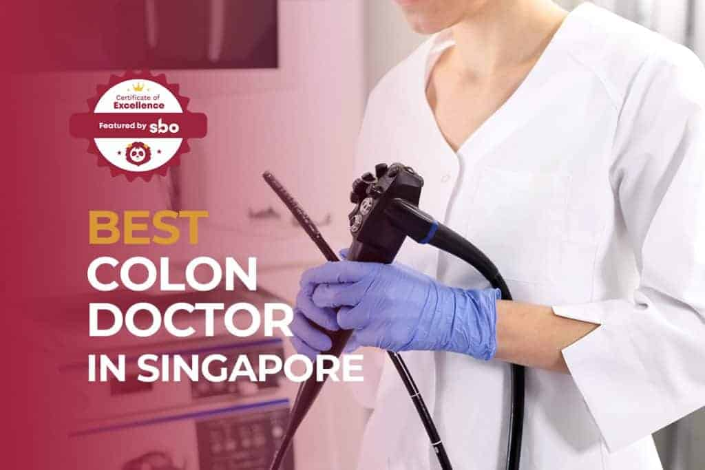 best colon doctor in singapore