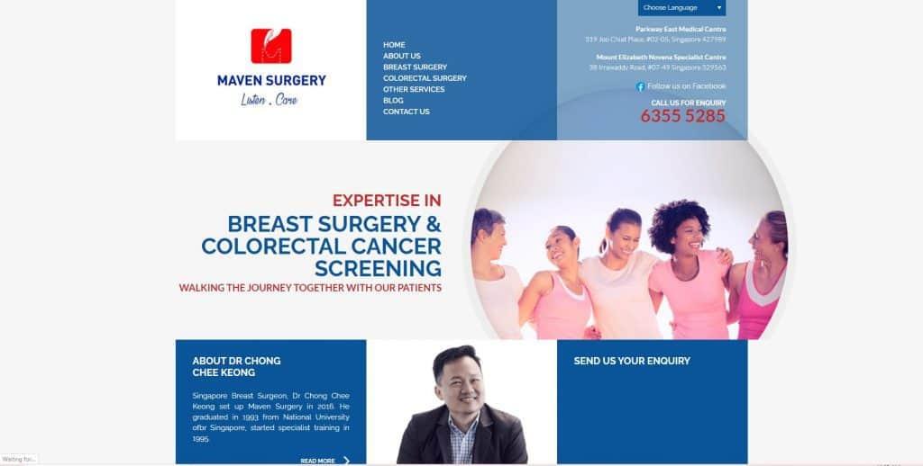 best colon doctor in singapore_maven surgery